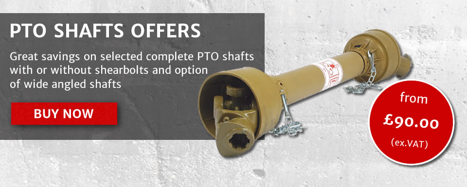 Latest offers on selected Complete PTO Shafts