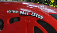 Zetor Forterra 9641 tractor, Atherton Old Hall Farm 1