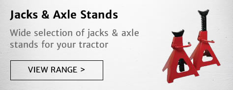 Jacks and Axle Stands