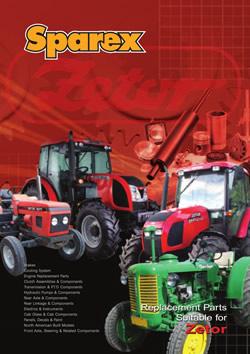 Zetor UR2 Catalogue