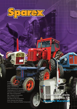 Leyland Tractors Parts Catalogue