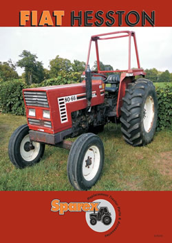 Fiat Tractors Parts Catalogue