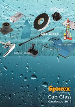 Sparex Cab Glass Catalogue