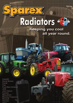 Sparex Radiator Catalogue