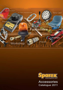 Sparex Accessories 2011 Catalogue