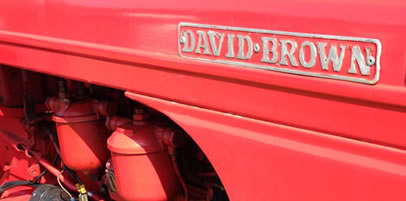 David Brown Tractor Parts Guide