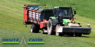 Deutz-Fahr Tractor Parts Guide