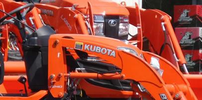 Kubota Tractor Parts Guide