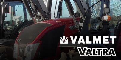 Valmet/Valtra Tractor Parts Guide