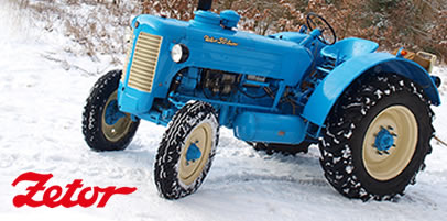 Zetor Tractor Parts Guide