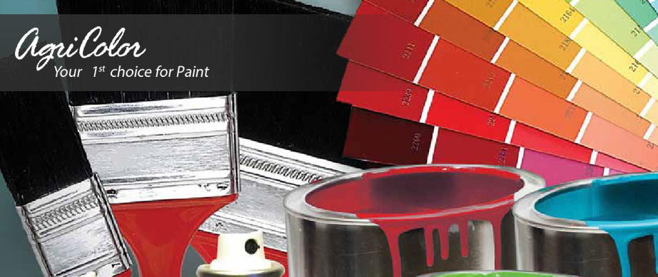 Agricolor paints - Your 1st choice for agricultural paint