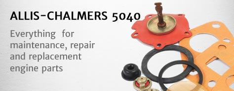 Allis-Chalmers 5040 tractor parts
