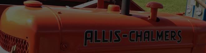 Allis-Chalmers Tractor Parts