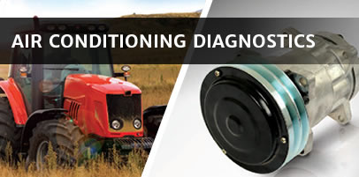 A Guide to Tractor Air Conditioning Diagnostics