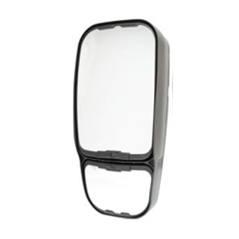 Heated Mirror Head (New Holland. Case, Steyr) (S.114118)