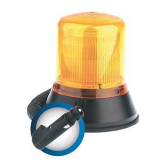 B334 Magnetic Single Bulb Beacon (S.28760)