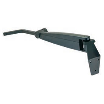 NH & Case Telescopic Tractor Mirror Arm (S.39706)