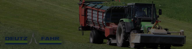 Deutz-fahr Tractor Parts