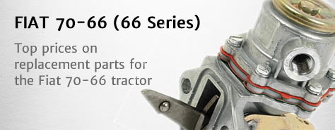 Fiat 70-66 tractor parts