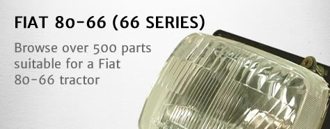 Fiat 80-66 tractor parts