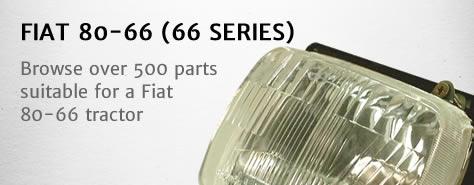 Fiat 80-66 tractor parts