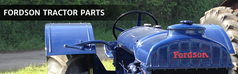 Fordson tractor parts for Dexta and Major varients at great prices