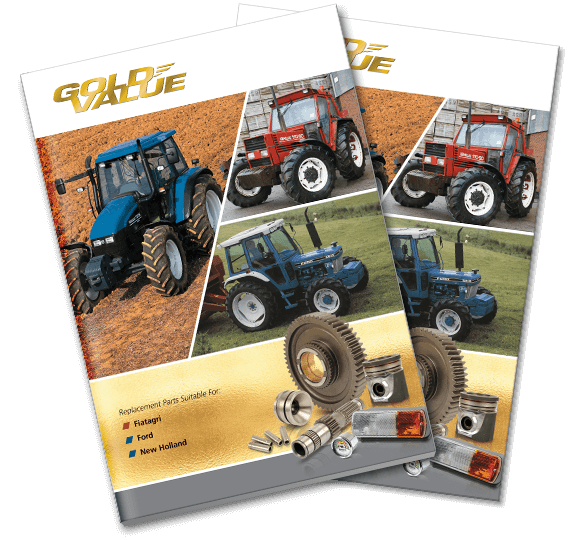 Ford New Holland Gold Value Parts By Cnh And Sparex Malpasonline