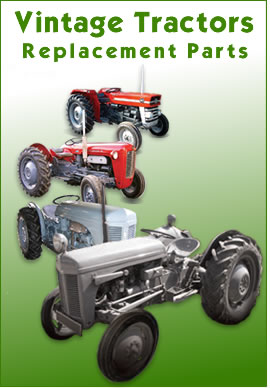 Vintage Tractors Replacement Parts