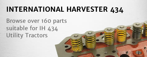 Case IH Tractor Parts | International Harvester replacement