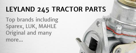 Leyland 245 tractor parts
