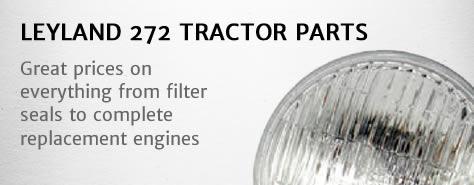 Leyland 272 tractor parts