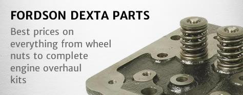 Fordson Dexta Parts