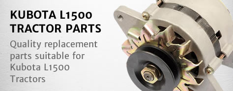 Kubota L1500 Tractor Parts