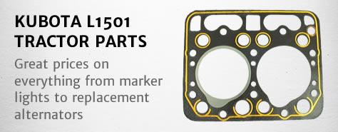Kubota L1501 Tractor Parts