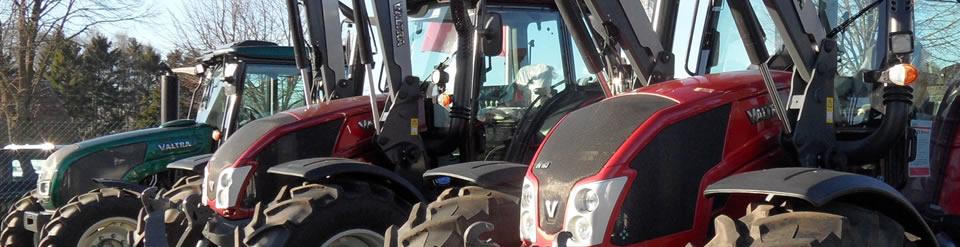 Valmet & Valtra Tractor Parts