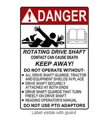 Weasler Safety - Danger