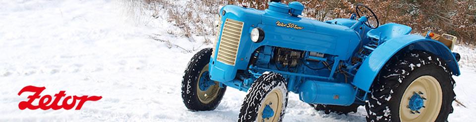 Zetor Tractor Parts